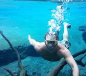 Doug at Cypress Springs